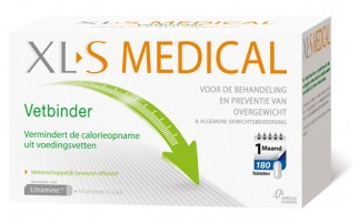 XL-S Medical Vetbinder met Vitamine 180st