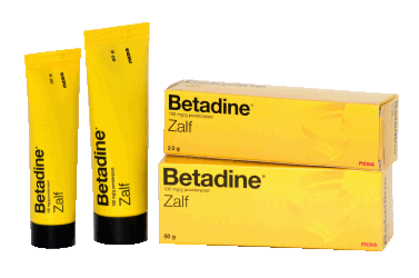Betadine scrub 5000 ml