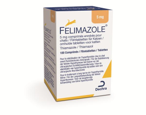 Felimazole 5mg 100 tabletten