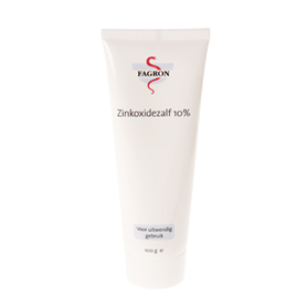 Apothekers Zinkoxidezalf 10% 100g